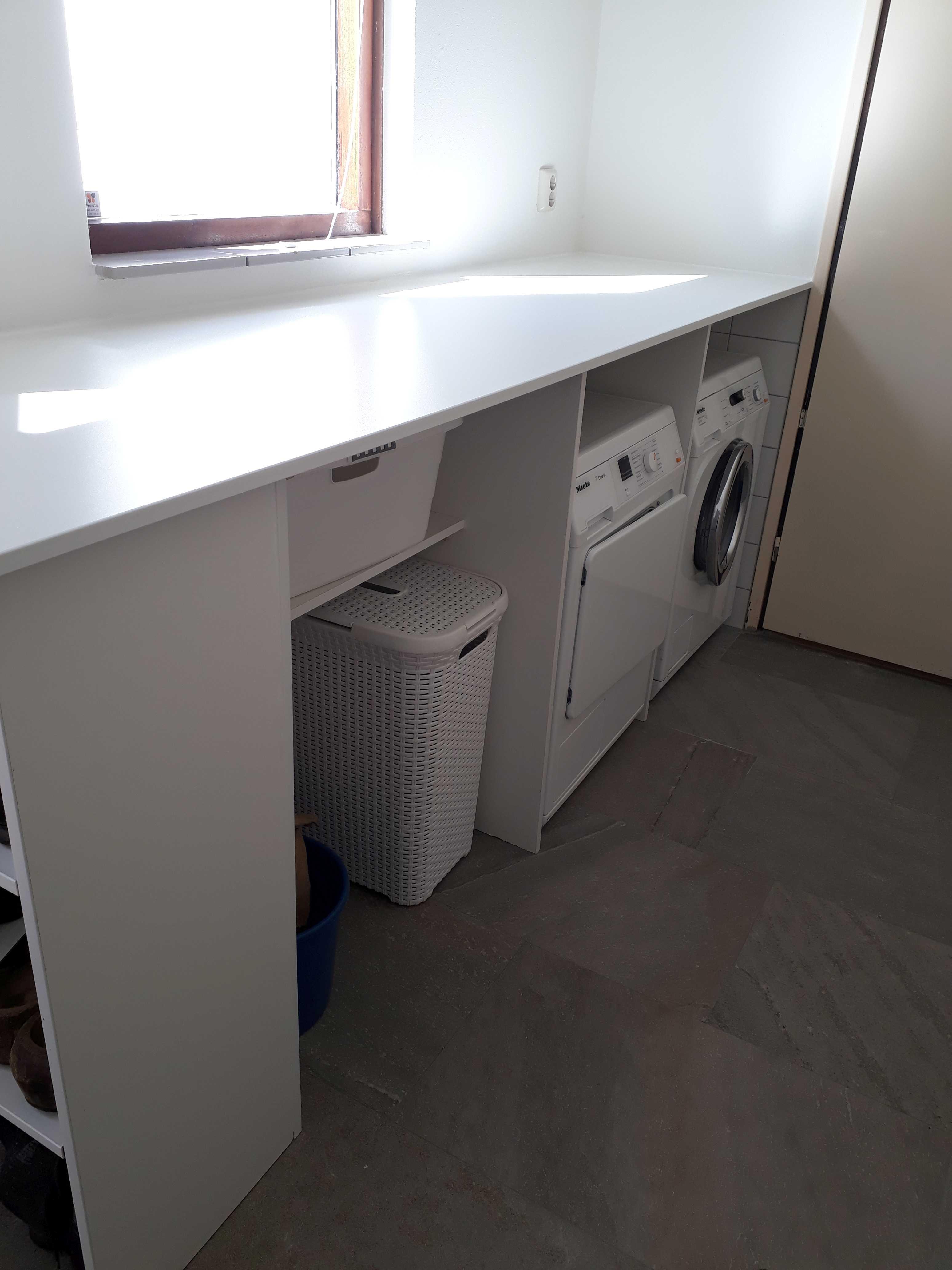 Projecten Wasmachine Droger Ombouw